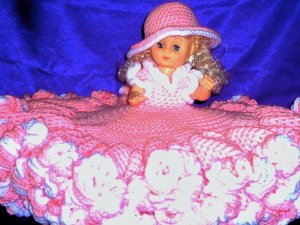 Crochet Pillow Doll
