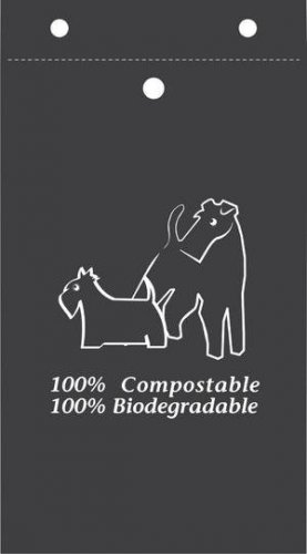 1000 Biodegradable Dog Poop / Pet Waste Bags | ECO BioBag Compostable