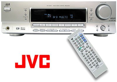Jvc 5.1ch Home Theater Receiver