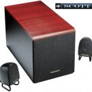 Scott Powered Speaker System
