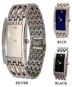 Movado Elipticle Styled Mens Watch