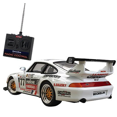 Porsche 911 Gt2 Lemans Race Car