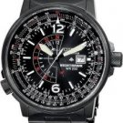 Citizen Men's Eco-Drive Nighthawk Pilot's Watch