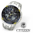 Citizen Skyhawk Blue Angels Flight Chronograph Watch