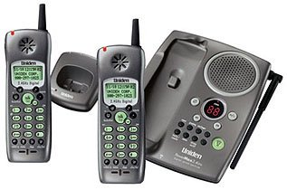 UNIDEN CORDLESS ANSWERING SYSTEM
