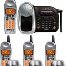 UNIDEN 2.4 GHz CORDLESS PHONE WITH ADDITIONAL HANDSETS