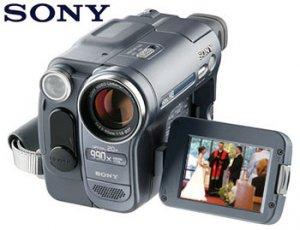SONY  Hi8 HANDYCAM VIDEO CAMCORDER