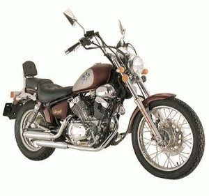 250cc - 5 Speed V-Twin Styled Bike - Up to 63 MPH