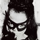"New Glossy B/W Photo Eartha Kitt as Cat Woman 8"" x 10"""
