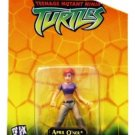 Collectible Teenage Mutant Ninja Turtles April O'Neil Mini Action Figure