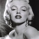 "New Glossy Marilyn Monroe Photo in White Fur 4"" x 6"""