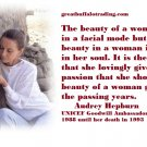 Free Thought For the Day:The Beauty of a Woman Audrey Hepburn
