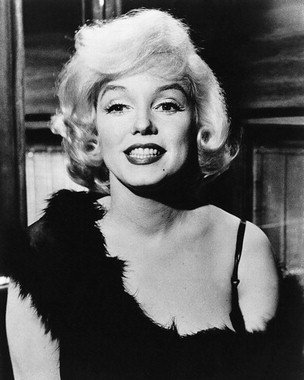 "New Glossy Marilyn Monroe Color Photo Some Like It Hot 4"" x 6"""