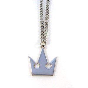"""Kingdom Hearts """"Sora's Crown"""" Cosplay Necklace"""
