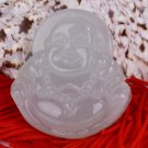 Jade Buddha (Buddhist) Amulet Talisman Pendant Necklace [style6]