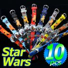 Wholesale Lot of (10) Star Wars Kids Watches