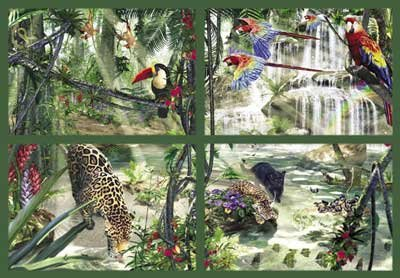 Tropical Impressions - 18,000 piece Ravensburger puzzle - for Ages 12+