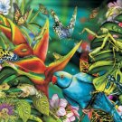 Blue Parrot & Friends - 300 piece SunsOut puzzle - for Ages 8+