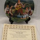 DO-RE-MI Sound of Music Collectors Plate