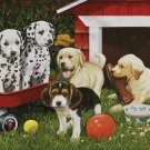 Puppy Party - 60 piece Ravensburger puzzle - for Ages 4+