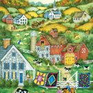 Colors of Fall - 1000 piece MasterPieces Mini puzzle - for Ages 12+
