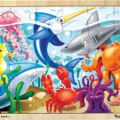 Under the Sea - 24 piece Melissa & Doug puzzle - Ages 3+