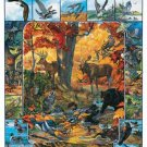 Friends of the Forest  - 1,000 piece White Mountain puzzle - for Ages 12+
