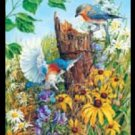 Nesting Bluebirds - Bridge Playing Cards - NEW