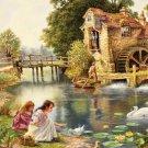 Idyllic Life - 500 Large Piece Ravensburger puzzle - for Ages 12+