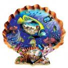 Souvenirs of the Sea - 1,000 piece Shaped SunsOut puzzle - for Ages 12+