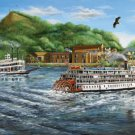 River Queen - 1,000 piece SunsOut puzzle - for Ages 12+