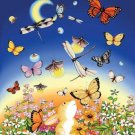 Firefly Dance - 200 piece SunsOut puzzle - for Ages 7+