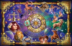 Zodiac 2 - 1,000 piece SunsOut puzzle - for Ages 12+