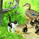 Duck Inspector - 500 piece SunsOut puzzle - for Ages 12+