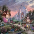 Enchanted Castle - 500 piece SunsOut puzzle - for Ages 12+
