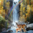 Rainbow Setting - 500 piece SunsOut puzzle - for Ages 12+