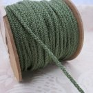3 metres Forest Green 4mm Lacing Cord