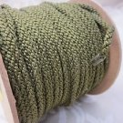 3 metres Olive Green 4mm Lacing Cord
