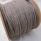 3 metres Cocoa Brown 4mm Lacing Cord