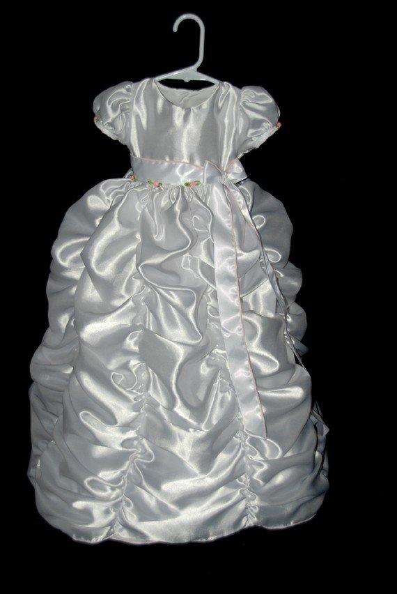Isabella Handmade Christening Gown 3-6 Months