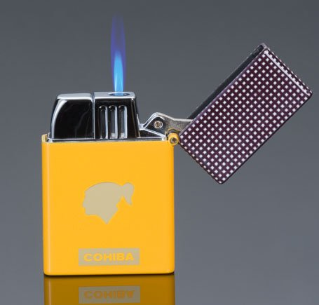 HABANOS SIGLO COHIBA   TORCH  LIGHTER THE BEST!!