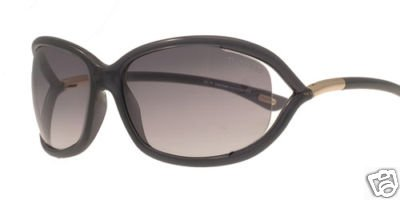 TOM FORD Jennifer Sunglasses TF 8 Blue B5