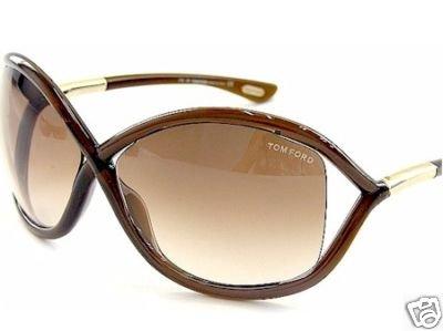 TOM FORD Jennifer Sunglasses TF 8 692 Brown