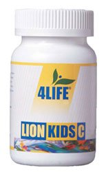 Lion Kids C Vitamin Chewable 75 mg (90 tablete)