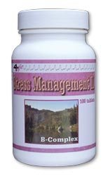 Stress Management B-Complex (100 tablete)