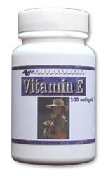 Vitamin E 100 IU (100 tablete)