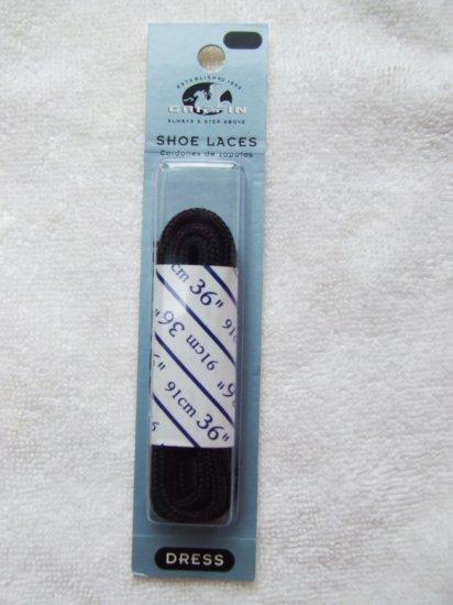 """Black Dress Boot Shoe Laces 36"""" New Shoelaces 91 cm (36 inch)"""