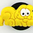 Garfield Shoe Charm Croc Decoration