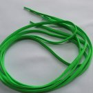 "Neon Green Shoelaces 45"" Bright Florescent  Green 114 cm (45 inch)"