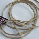 "45"" Khaki / Tan / Beige Shoelaces 114 cm(45 inch)"